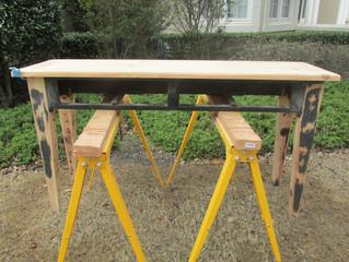 A Decoupage Table Nightmare