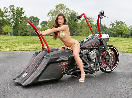 Motorcycles and Girls