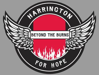 """""""Harrington for Hope"""" Scheduled, Fundraiser for Child Burn Survivors"""