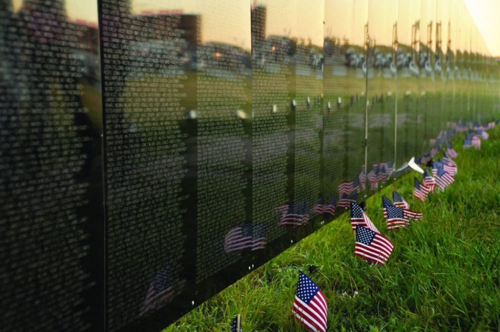 Cookeville, Tenn. selected to host traveling Vietnam veterans' memorial, The Wall That Heals, April 18-22, 2018.