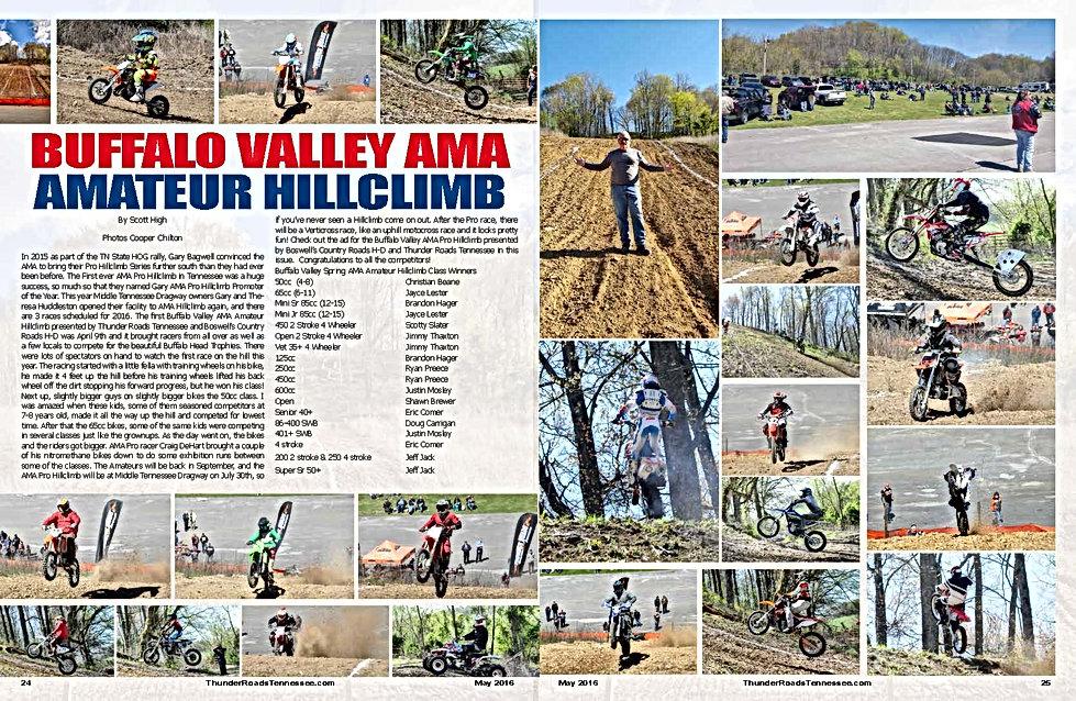 AMA Hillclimb Race