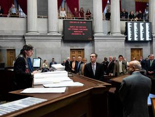 First Patch Holder to Address the TN State Legislators