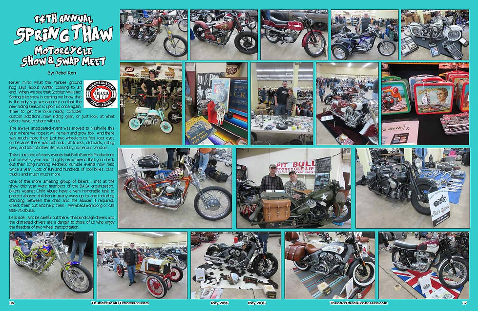 Motorcycle Show and Swap Meet