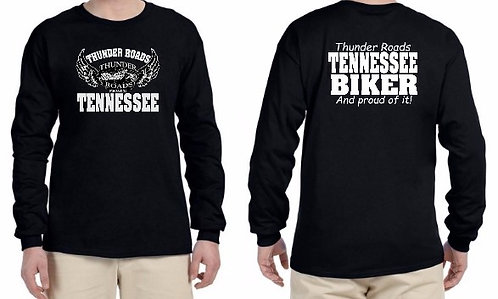 Black Long Sleeve T-Shirt (1)