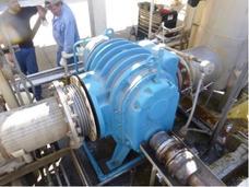 Methane Gas Blower