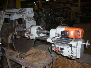Coupling Bolt Repair Machine