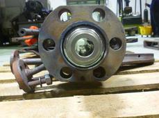 Steam Turbine Control Valve