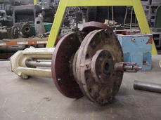 Turbine Steam Driven Auxillary Oil Pump