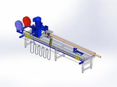 Design Build Honing Machine