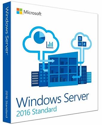 Microsoft Windows Server 2016 Standard