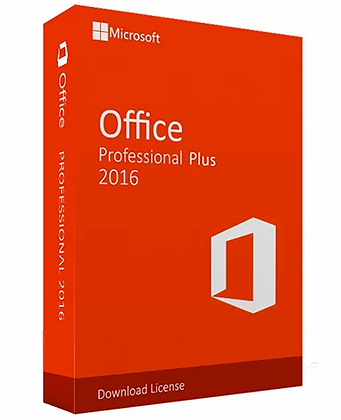 Microsoft Office Professional Plus 2016 for MAC