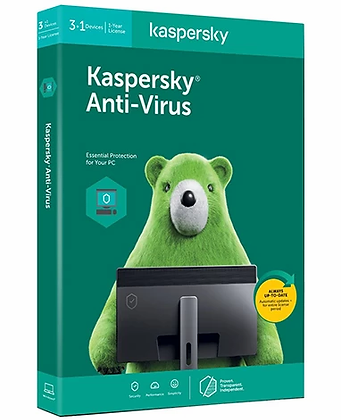 Kaspersky Antivirus 2020 - 1 Device MD 1 Year