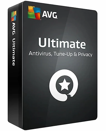 AVG Ultimate 2019 - Unlimited Devices (10 devices) 1 Year