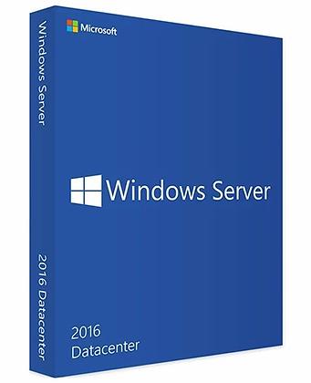 Microsoft Windows Server Datacenter 2016