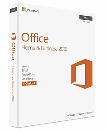 Microsoft Office Home and Business 2016 Win