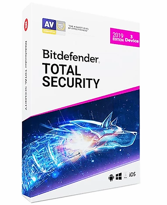 Bitdefender 2019 Total Security (4 PC -1 Year)
