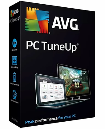 AVG TuneUp 2019 - 3 Devices 3 year