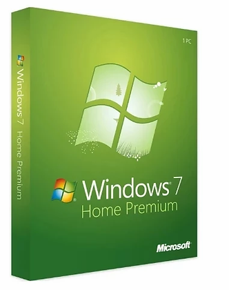 Microsoft Windows 7 Home Retail KEY