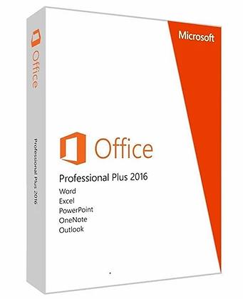 Microsoft Office Pro Plus 2016 for WIN