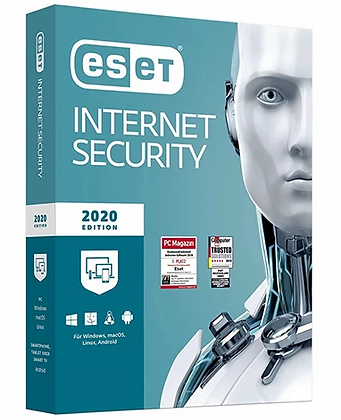 ESET Internet Security 2020 - 3 User 1 Year