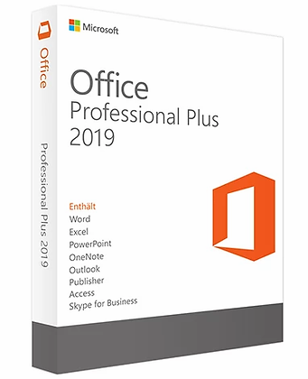 Microsoft Office Pro Plus 2019 for WIN