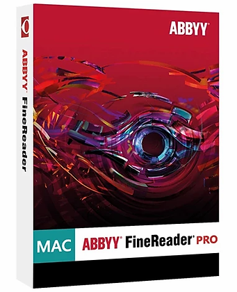 ABBYY FineReader Pro /MAC