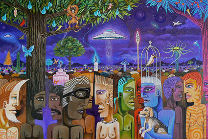 UFO and the Psychedelic Harvest