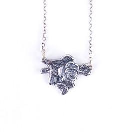 Darla Peony Rose Necklace