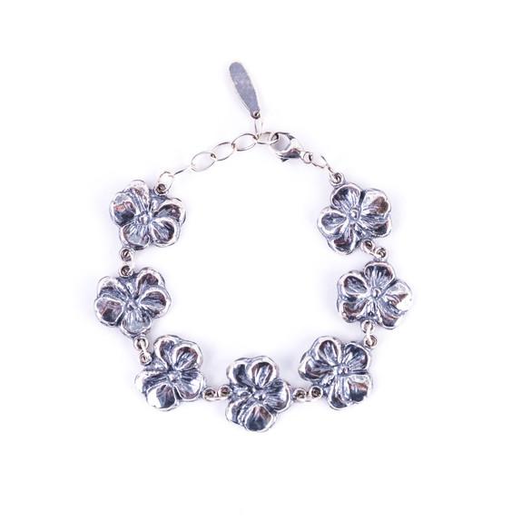 Natalie Pansy Bracelet