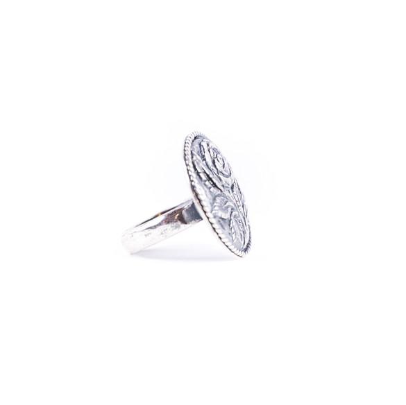 Barbara Peonies Ring