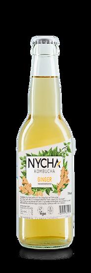 NYCHA Kombucha Ginger
