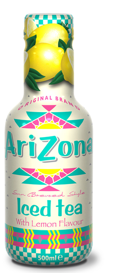 AriZona Ice Tea Lemon Pet 500ml