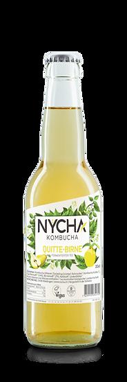 NYCHA Kombucha Quitte-Birne