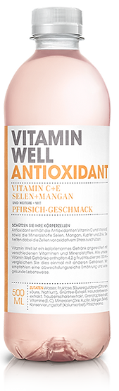 VITAMIN WELL ANTIOXIDANT Pet 500ml