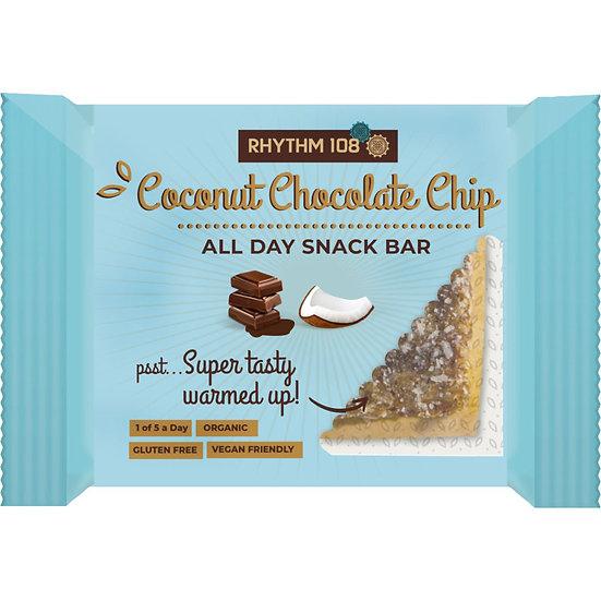 RHYTHM 108 Coconut Chocolate Chip 40g