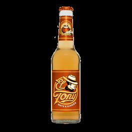 EL Tony MATE & GINGER Bottle 330ml
