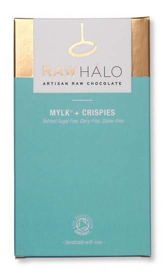 RAW HALO MYLK + CRISPIES
