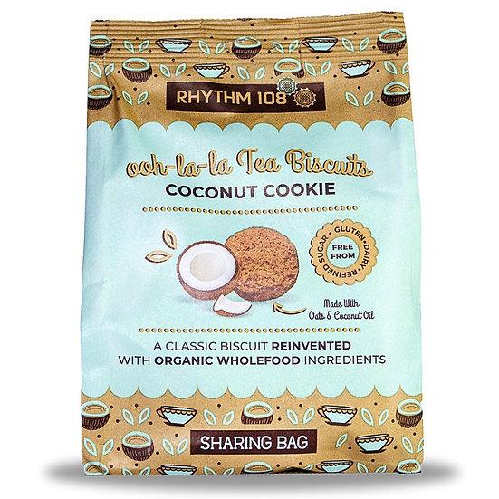 RHYTHM 108 Tea Biscuits COCONUT COOKIE 135g