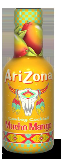 AriZona Cowboy Mucho Mango Pet 500ml