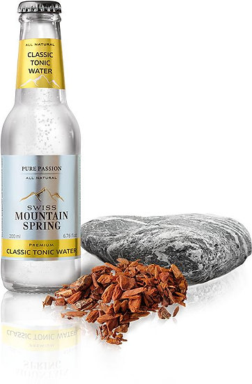 SWISS MOUNTAIN SPRING CLASSIC TONIC WATER Bottle 200ml