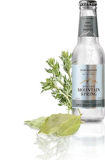 SWISS MOUNTAIN SPRING DRY TONIC WATER Bottle 200ml