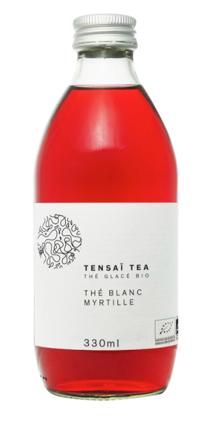 TENSAI TEA THÉ BLANC Bottle 330ml