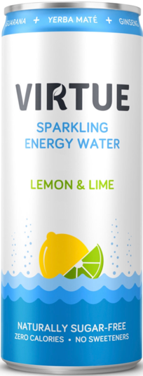 VIRTUE LEMON & LIME Can 250ml