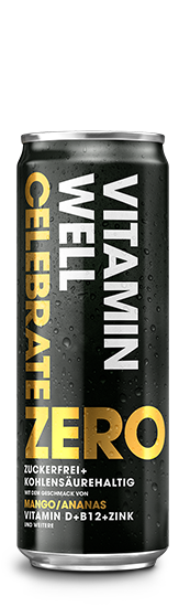 VITAMIN WELL ZERO CELEBRATE Can 355ml