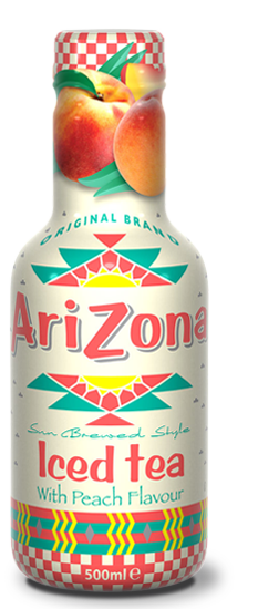 AriZona Ice Tea Peach Pet 500ml