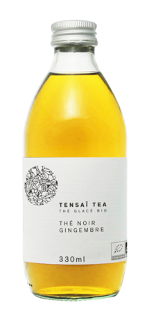 TENSAI TEA THÉ NOIR Bottle 330ml