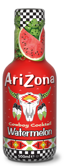 AriZona Cowboy Watermelon Pet 500ml