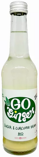 GO ginger Bottle 330ml
