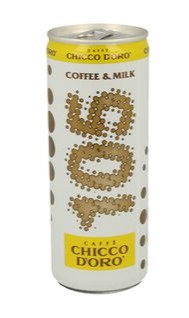 CHICCO D'ORO COFFEE & MILK 105