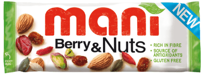 mani Berry & Nuts 50g